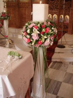 Στολισμός γάμου 1