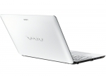 "Laptop Sony Vaio SVF1521A6EW - 15.5"" - Λευκό-a"